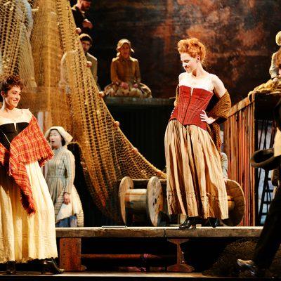 'Peter Grimes', Opéra de Lyon (photo: Paul Foster-Williams)