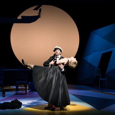 'Eine Nacht in Venedig', Opéra de Lyon (photo: Bertrand Stofleth)
