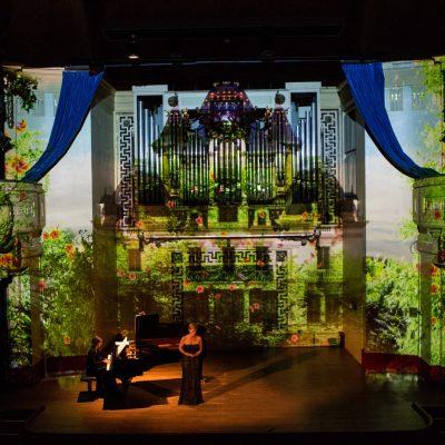 'Hommages aux femmes', Salle Molière, Lyon (photo: Philippe Lucchese)